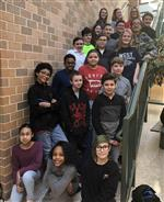 CRIS & WJHS MathCounts Team