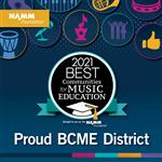 BCME District Logo