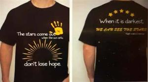 Suicide Prevention T-shirt Design 2
